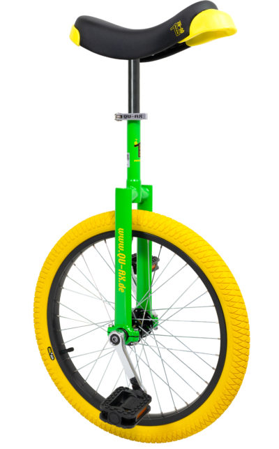 "QU-AX Luxus 20"" green"