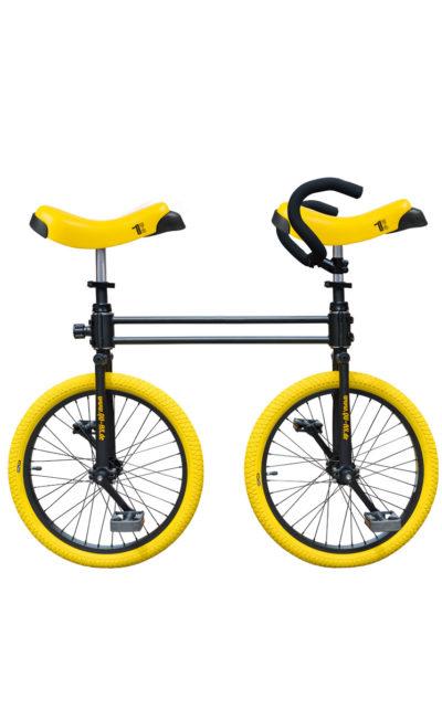 QU-AX Twin unicycle