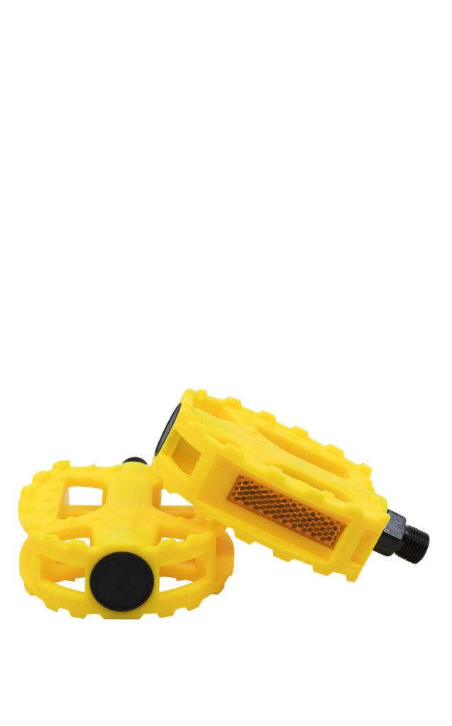 QU-AX Standard Pedal, yellow