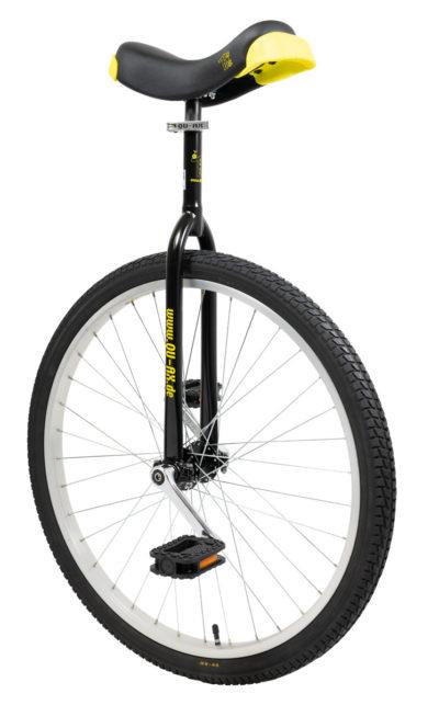 """Luxus unicycle 559 mm (26"""") black"""