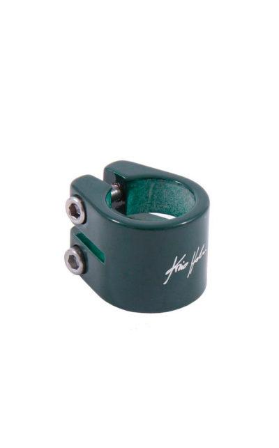 Kris Holm seatclamp, green, 31.8