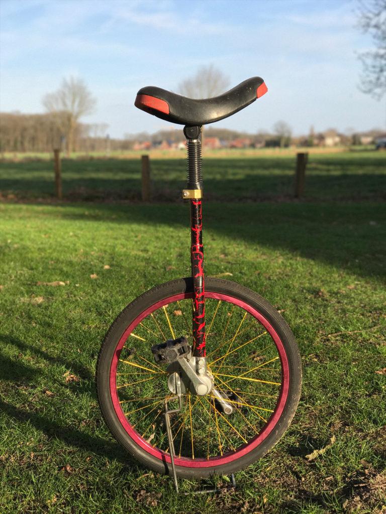 1980s unicycle