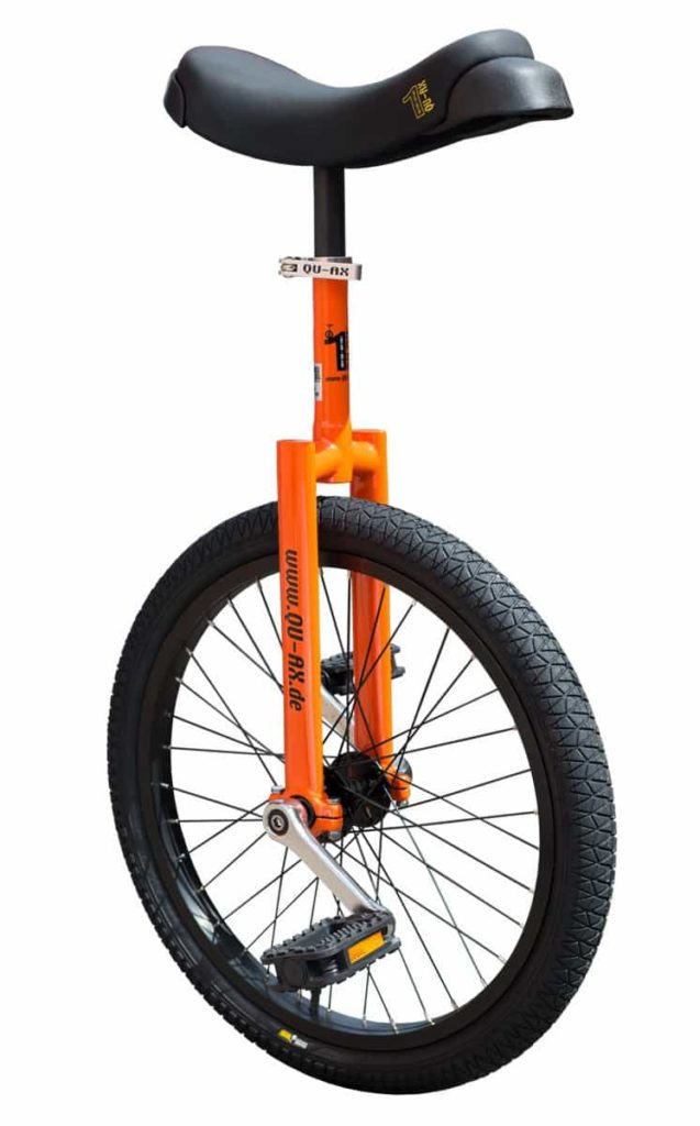"QU-AX Luxus 20"" orange"