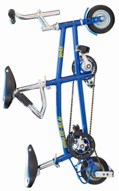 "Mini Tandem Fahrrad 152 mm (6"")"