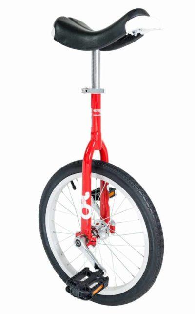 OnlyOne Einrad 355 mm (18″) rot