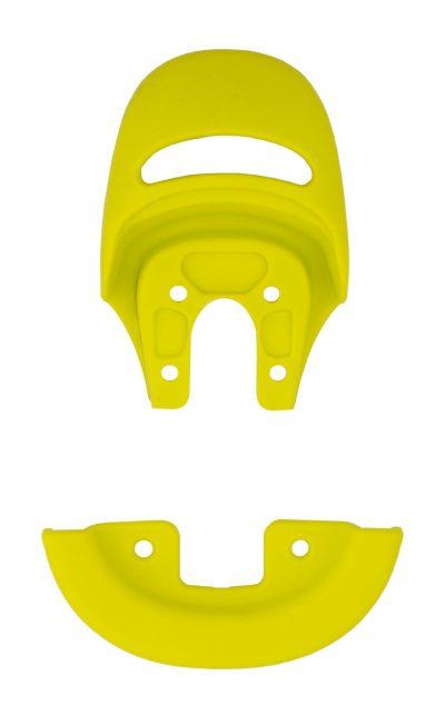 Griff & Schutzecke, gelb