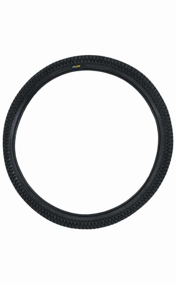 """QU-AX Reifen 507 mm (24""""), schwarz"""