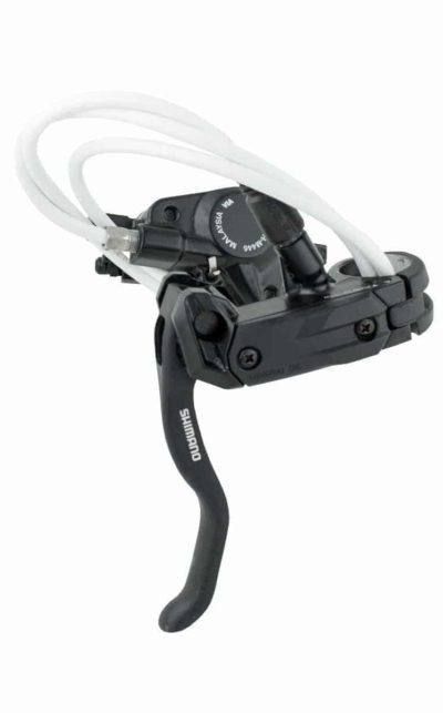 Scheibenbremse für QU-AX Einräder