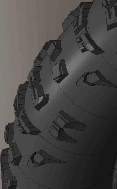 OBR Gekok Reifen 19