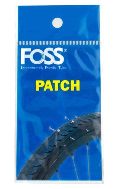 Spezialflicken für FOSS Schläuche