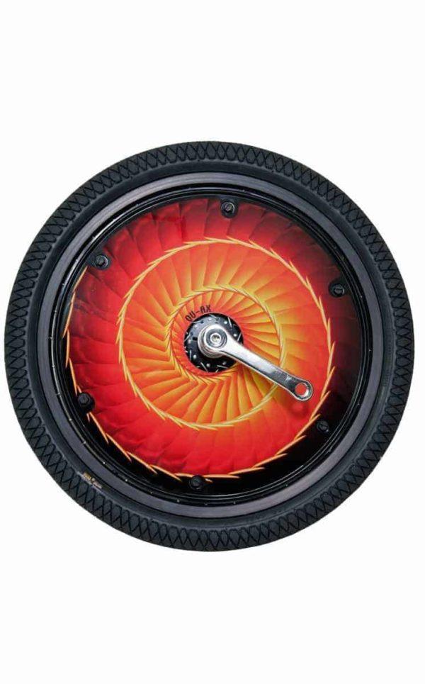 """Radkappensatz, 406 mm (20"""") Firewheel"""