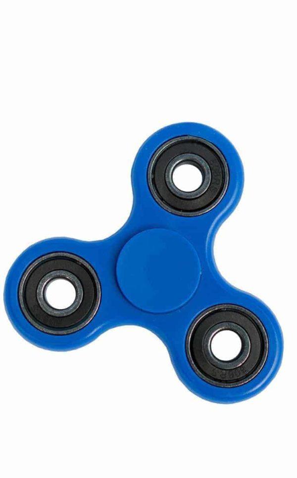 Handkreisel blau