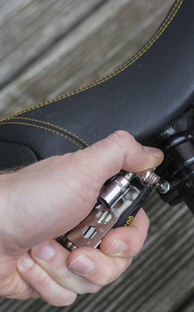 QU-AX Minitool 4 mm Innensechskant