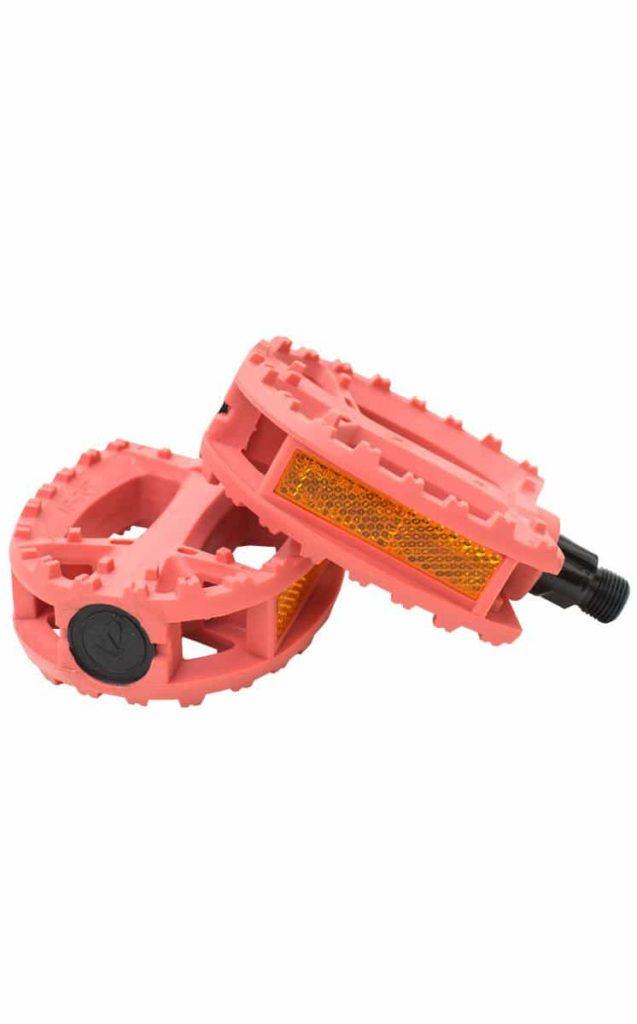 QU-AX Standard Pedal, rot