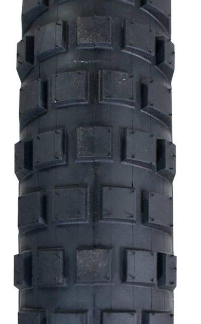 "QU-AX Reifen 406x57 mm (20""x2,5"") Q-Cross, schwarz"