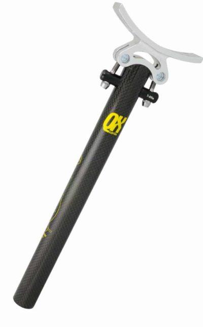 QX Carbon Sattelstütze für Einräder