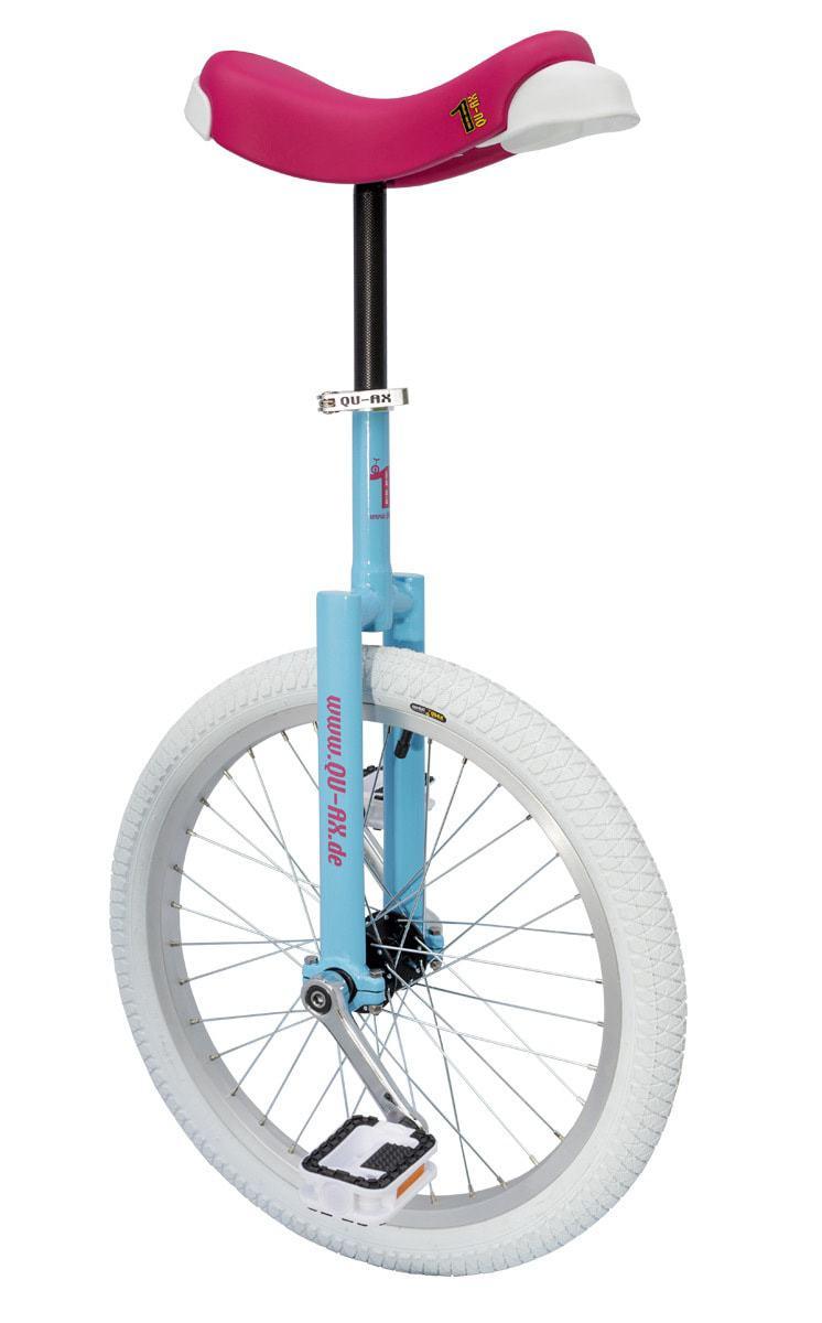 """Luxus Einrad 20"""" Babyblau"""