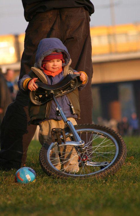 Die richtige Einradgröße
