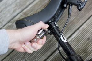 Das neue QU-AX Mini Einrad Werkzeug