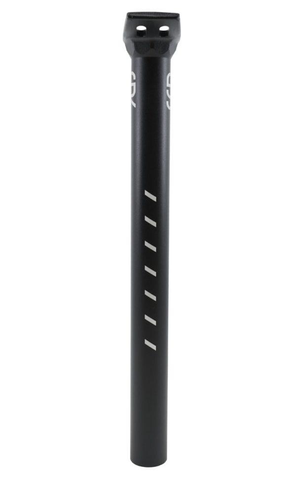 #rgb Sattelstütze 31,6 mm, schwarz, Skala