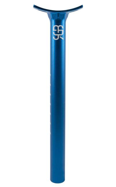#rgb Sattelstütze 31,6 mm, blau