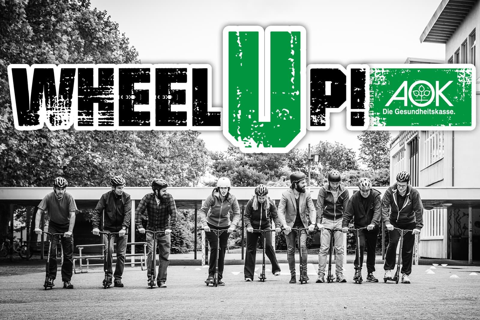 Wheel U Up!