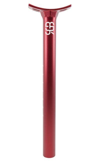 #rgb Sattelstütze 31,6 mm, rot, Skala