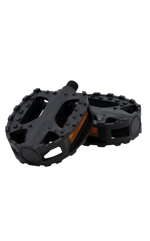 Standard Kunststoff Pedal, schwarz