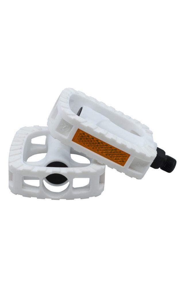 QU-AX Profi Pedal, weiss