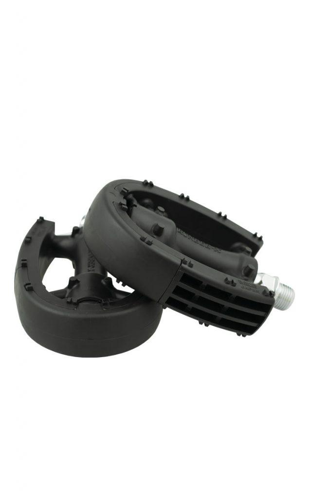 6067 MKS Pedal Runber-X G6000, schwarz