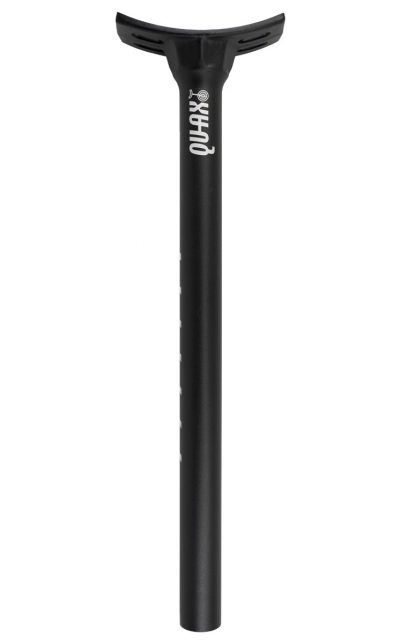 2900 QU-AX #octa Sattelstütze, schwarz