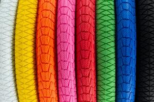 Einrad Reifen in vielen Farben
